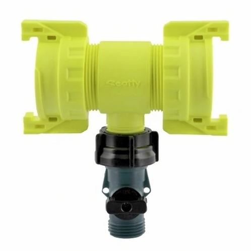 Scotty Water Thief with 1/4 Turn Connectors