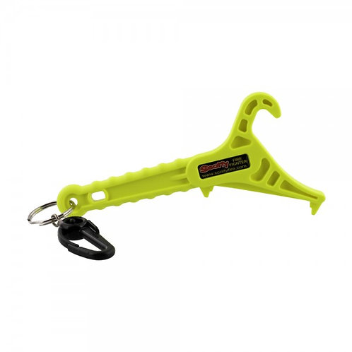 """Spanner Wrench 1"""" to 3"""" Yellow"""