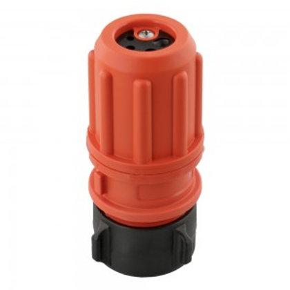 "Revolver Nozzle Adjust Flow Rates 3,6,9,12 GPM 1.5"" NPSH"