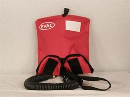 EVAC Air Mask Pak (two flaps) - Red or Blue