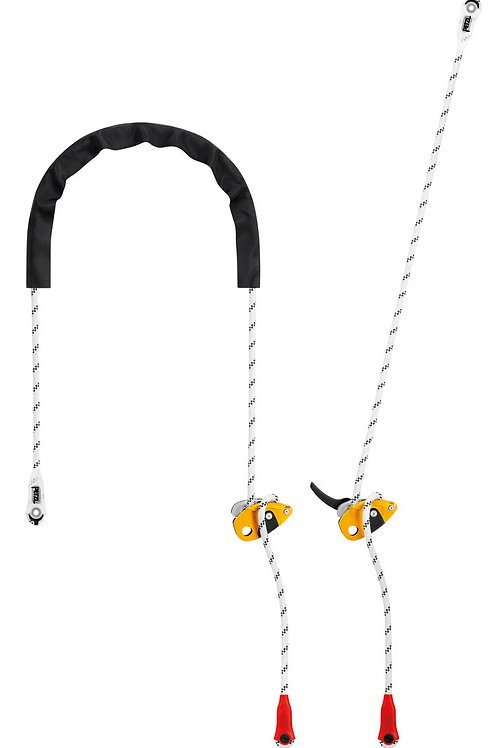 PETZL-GRILLON Adjustable lanyard for work positioning