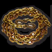 """Chains - 3/8"""" x , Grade 100, Grab Hooks"""