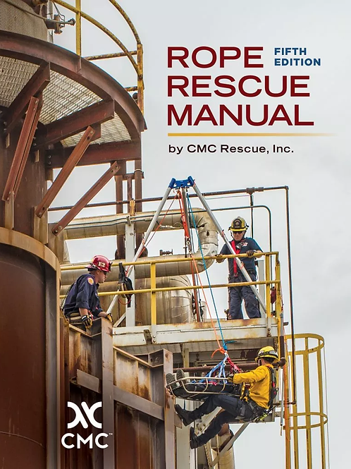 CMC-ROPE RESCUE MANUAL
