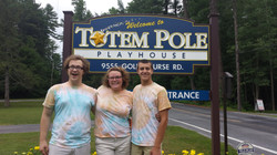 Comedy and Improv Camp, Summer 2014