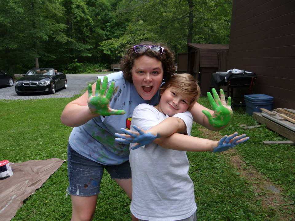 Childrens Camp, Summer 2014