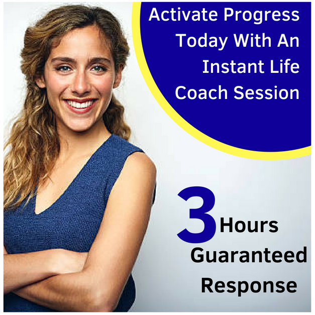 Same Day Instant Life Coaching Session