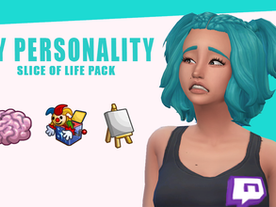 My Personality 😳 Pack