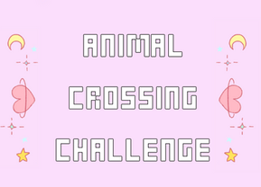 Animal Crossing Challenge