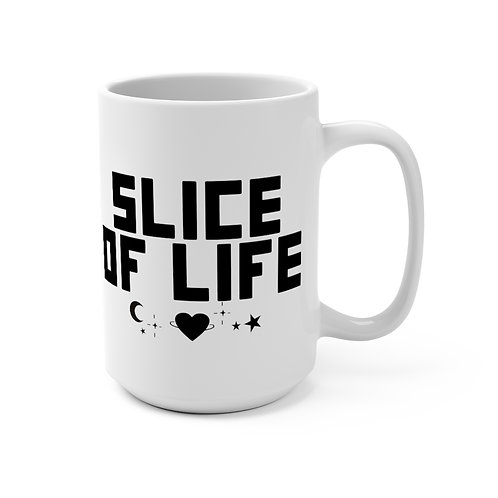 Slice of Life Mug 15oz