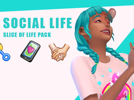 My Social Life 📱 Pack