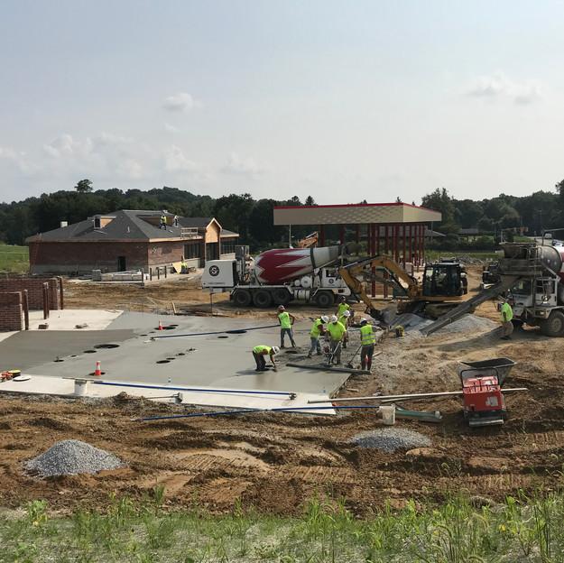 Speedway Concrete