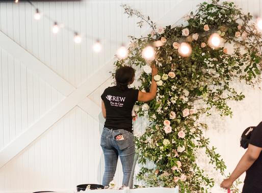 Wedding Inspiration for an Industrial Wedding Venue