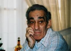 Pat's Father, Giovanni (John) Caporella