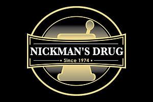 Nickman's Drug Logo