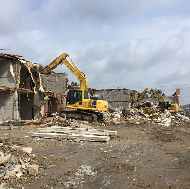 Large Demo of Hotel
