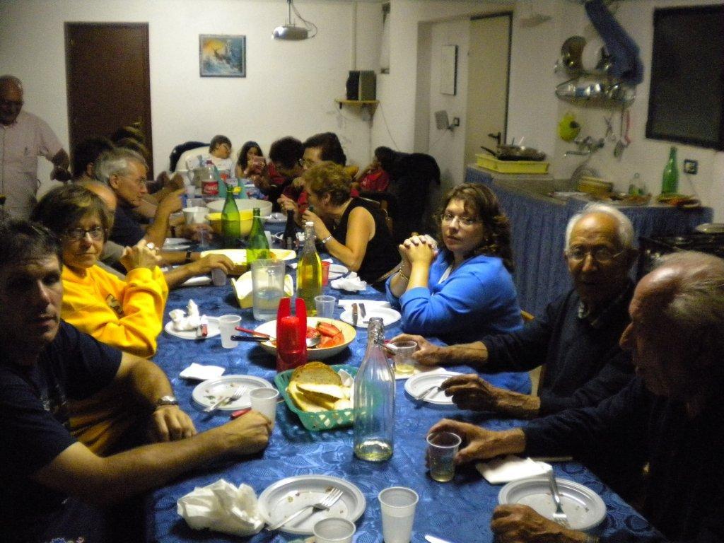 Breaking Bread with Famiglia