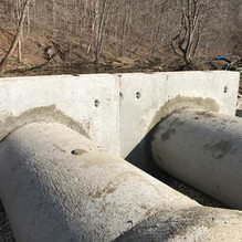 Storm Water Reinfored Concrete Pipe Work