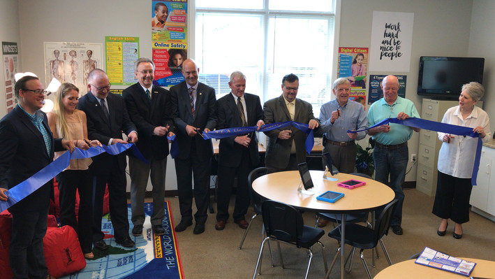 FLA Community Service Project Ribbon Cutting Ceremony - May 17, 2019