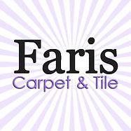 Faris Carpet and Tile Logo