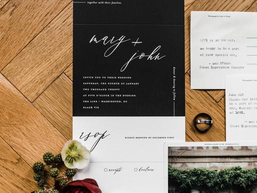The Line Hotel Wedding in Washington D.C.
