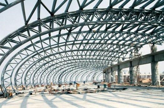 estrutura em aço