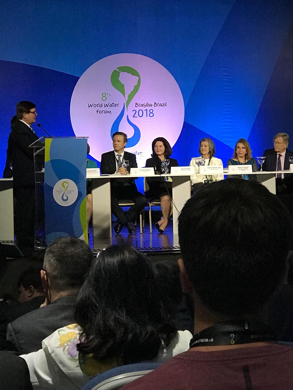 Fórum mundial da água brasília