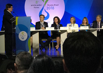 Fórum Mundial da Água 2018 (8th World Water Forum)