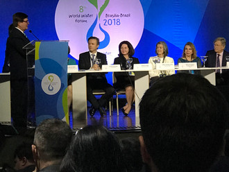 Fórum Mundial da Água 2018 (8th World Water Forum)