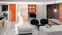 Projeto Interiores ESCS