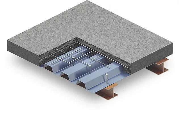 Lajes Steel Deck