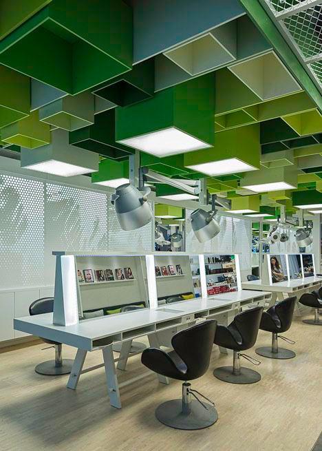 Decoração Interiores com verde