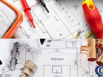 Posso construir minha casa sem projetos de instalações?
