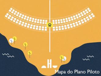 Brasília: 57 anos de cidade, 60 anos do projeto