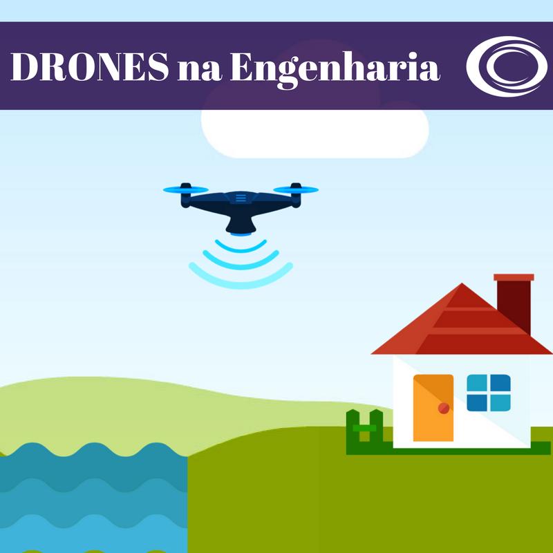 Drones na Engenharia