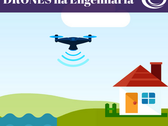 Uso de DRONES na engenharia