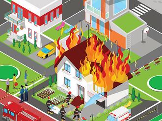 Projeto de prevenção e combate ao incêndio: como garantir a segurança em projetos estruturais?