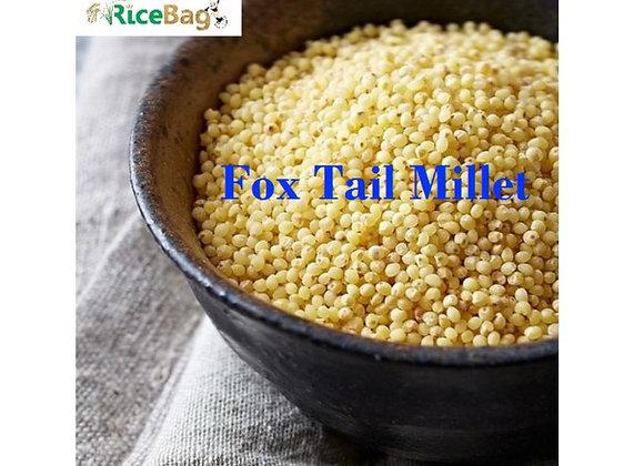 Foxtail millets - 1kg (Korralu)