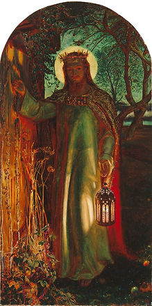The Light of the World William Holman Hu