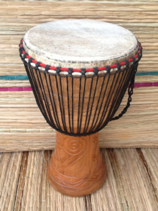 "13"" Standard Djembe Drum"