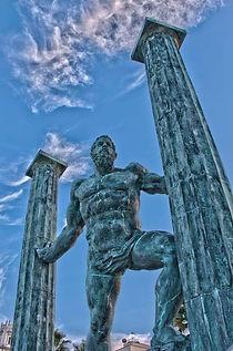 Pillars of Hercules in Ceuta, Spain.jpg