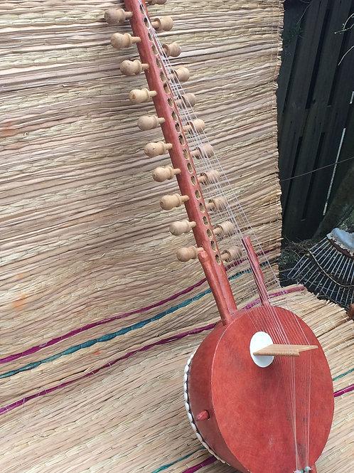 Ghanaian Ngoni - 14 strings