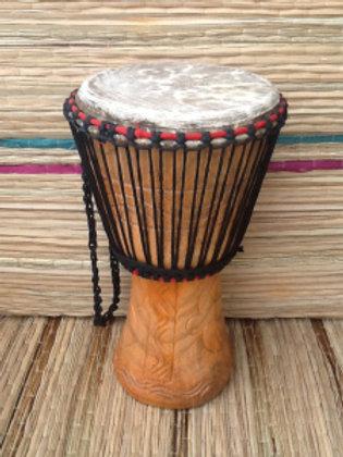 "11"" Standard Djembe drum"