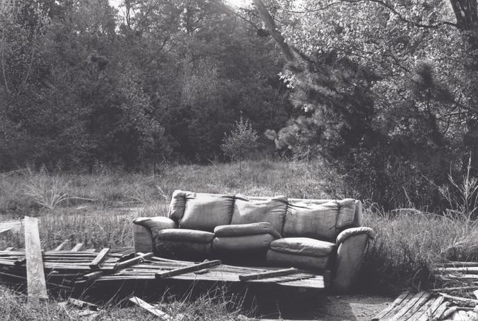 Abandoned Lanscape