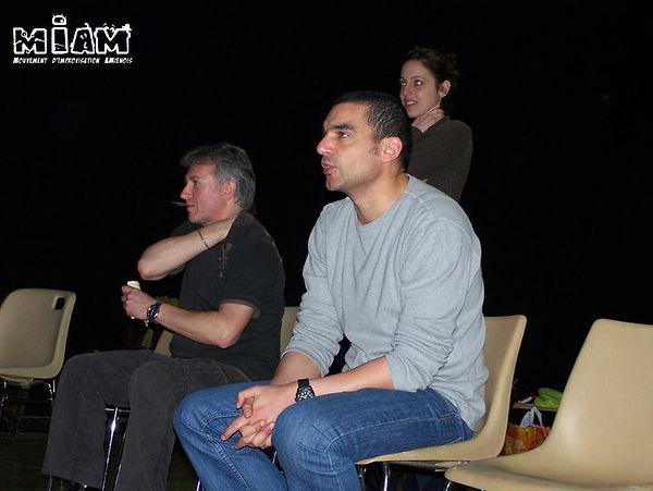2011-04-03 Mini-stage d'impro avec Julie