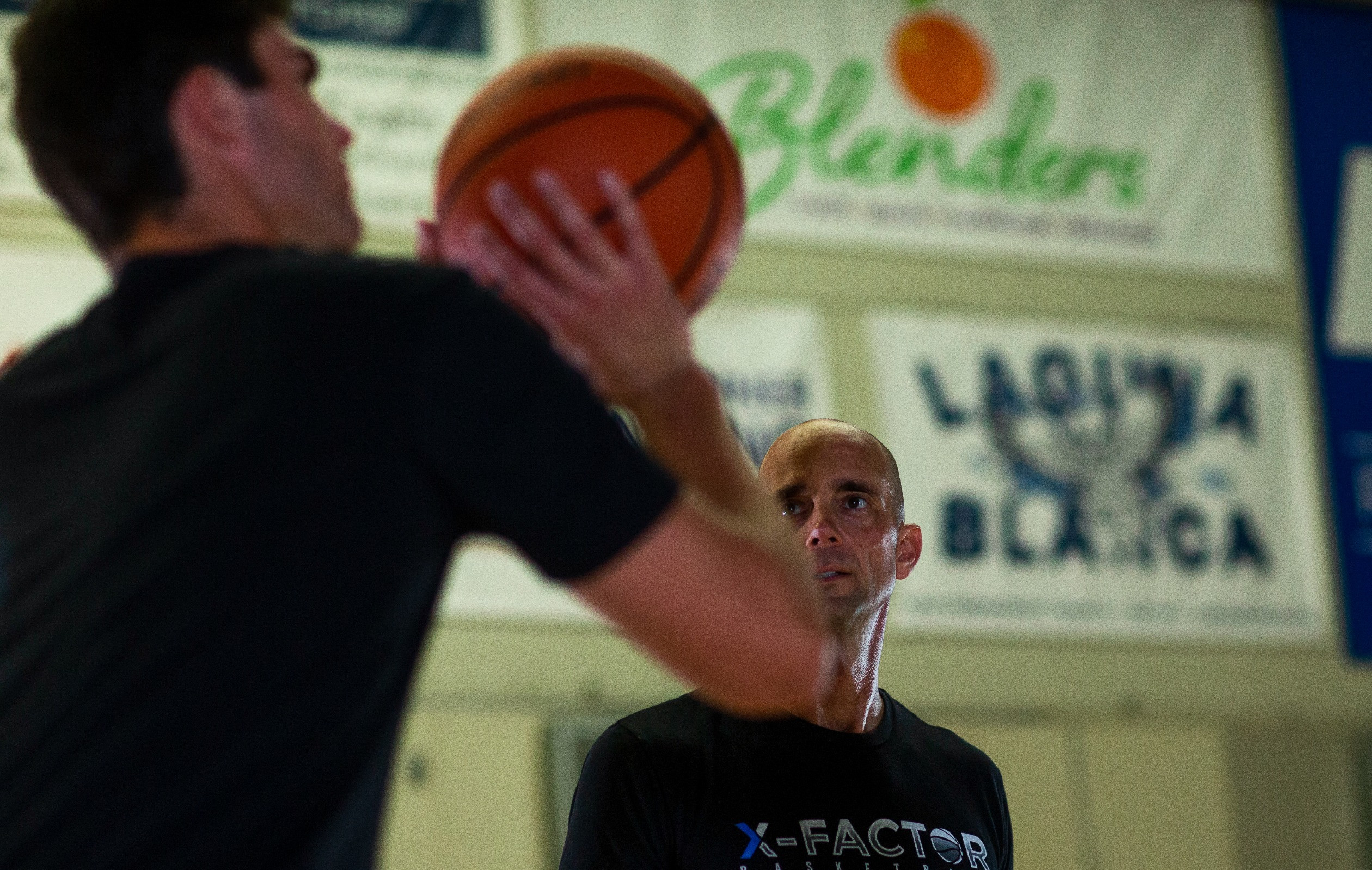 1-on-1 training with Coach Z