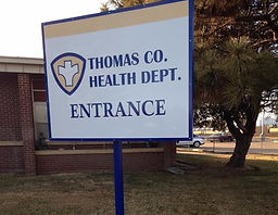 Thomas County Health Department
