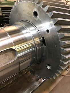 Pinion Shaft Gear