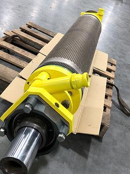 Repair Bubble Forming Wrap Cylinder Repair