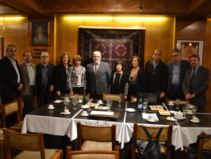 Reunión entre IARA y Ani Garmiryan
