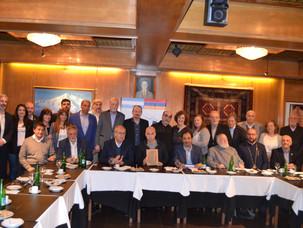 Horacio Rodríguez Larreta se reunió con representantes de la comunidad armenia